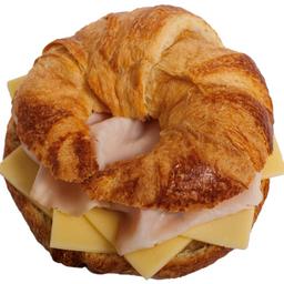 S. Croissant Jamón de Pavo Queso