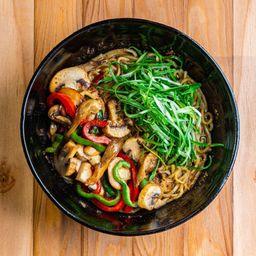 Mazemen Setas y Pimientos Noodles