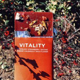 Vitality: Strawberry Reishi Rose