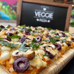Pizza Bella Sombra Familiar 30x40 Vegana