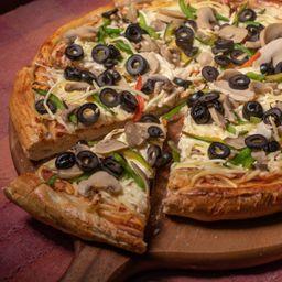 Pizza Familiar Vegana