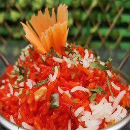 Basmati Schezwan Vegetable Fried Rice