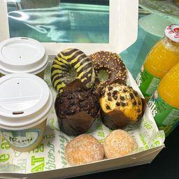Box Dulce Café + Jugo