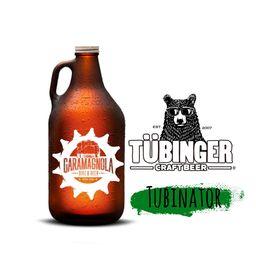 Tubinger Tubinator + Envase Growler