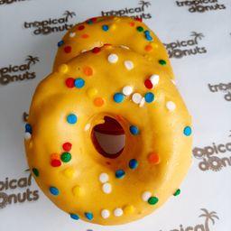 Donut Tradicional Amarilla