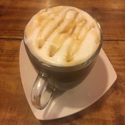 Café Caramel Macchiatto
