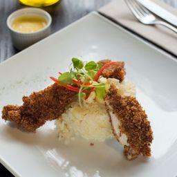 Pollo Crocante a la Quinua