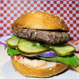 Classic Burger Simple