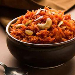 Gajar Ka Halwa - Budin de Zanahoria