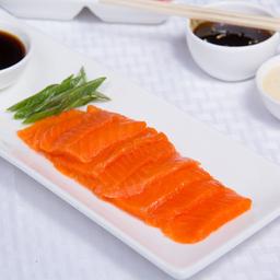 Sashimi de Salmón (8 Cortes)