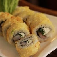Ebi hot roll