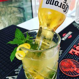 2 Vasos Mojito y Corona 500 ml
