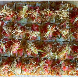 Pizza Bruschetta Individual 20x30
