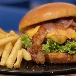 Combo Burger Especial del Tio