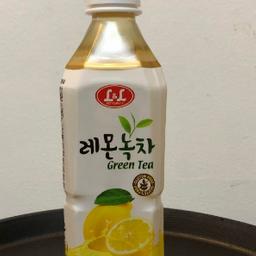 Té Verde Sabor Limón
