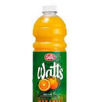 Nectar Watts Naranja 1.5 lt