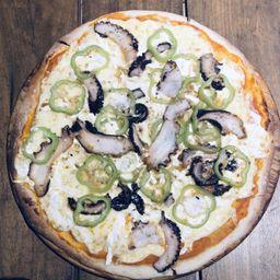 Pizza Pozo Verde