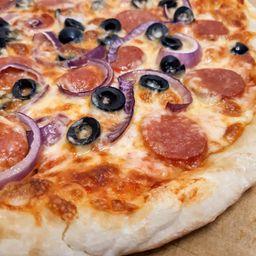 Pizza Chorix Familiar