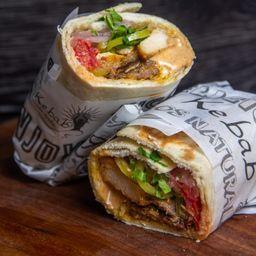 Shawarma Al Merquén