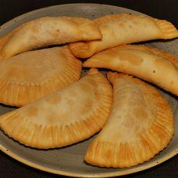 Empanadas Queso Frita x 6