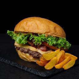 Combo Classic Tocino Burger