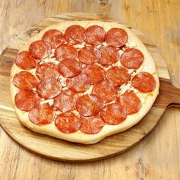 Pizza Familiar Pepperonies Ways