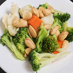 Chiten de verduras (vegano)