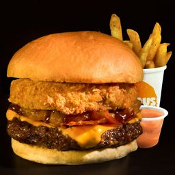 CrispyReal Burger