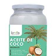 Aceite de Coco Orgánico Extra Virgen 1 l