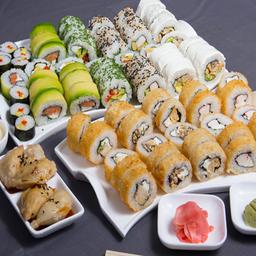 Promoción Sushi a Elección 7