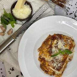 Lasagna Da Franco Familiar 4 Porciones
