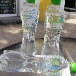 Agua Purificada en Botella Libre de Plastico 500cc(Green)