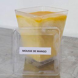 Mousse de Mango 80 gr