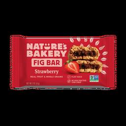 Fig bar frutilla