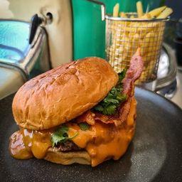 Pisstin Burger
