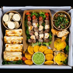 Tabla Criolla Box