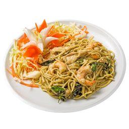 Spaghetti green