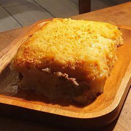 Pastel de Papas Rústicas a Lo Cheese 360 Grs