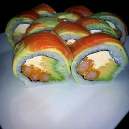 Roll Rainbow Ebi Furai