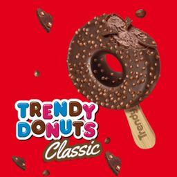 Helado individual Trendy Donuts Chocolate