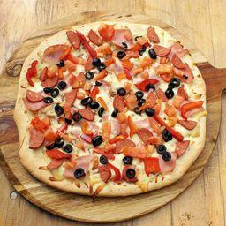 Arma Tu Pizza (4 Ingredientes)