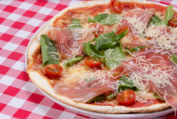 Pizza a la Rúcula Individual