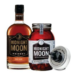 Promo: Midnight Moon Oak + Raspberry + Dosificador + Hielo