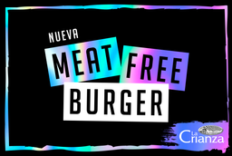 Combo Meat Free Burger