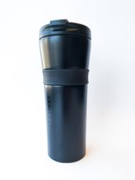 Tumbler Black Acero Inoxidable 16 oz
