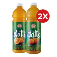 2x Jugos Watt's 1,5L variedades