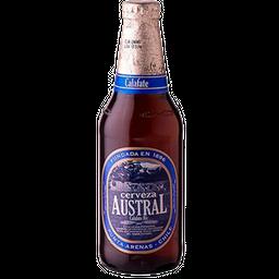 Cerveza Austral Calafate 330cc