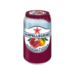 San Pellegrino Melograno y Arancia 330 ml