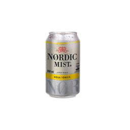 Nordic Mist Agua Tonica Lata 350 ml