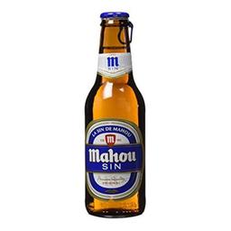 Mahou Sin alcohol Lata 330 ml